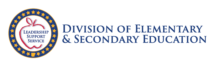 Division of Elementary and Secondary Education logo